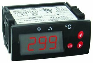 110 Vac Supply Voltage Digital Temperature Switch Ts2 With f Red Display
