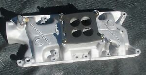 Offenhauser Offy Dual Port 360 Degree 260 289 302 Intake Manifold 65 66 Mustang