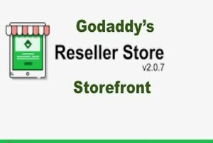 I Will Install Your Godaddy Reseller Store storefront Homepage In Wordpress