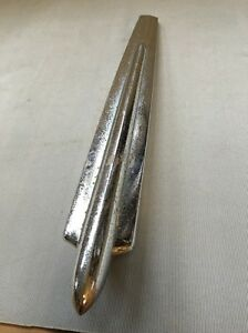 1949 1950 Chevy Hood Ornament Mascot Emblem Original