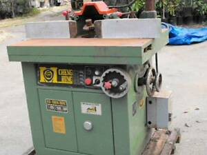 Wood Working Heavy Duty Spindle Shaper