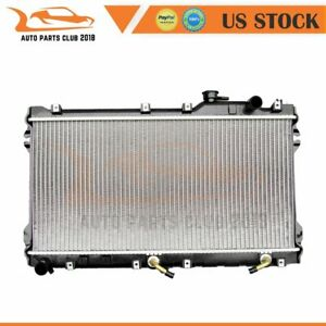 Aluminum Radiator For 1990 1991 1992 1993 1997 Mazda Miata 1 6l 1 8l 1140