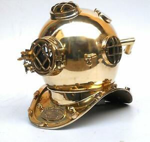 Scuba Diving Nautical Helmet Maritime Ship S Decorative Helmet 18 Inches Gift