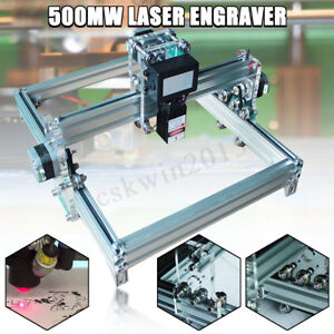 500mw Diy 32 23cm Laser Engraving Marking Machine Wood Cutter Printer Engraver