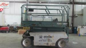 Condor Model V3268rt 4 X 4 Scissor Lift Diesel