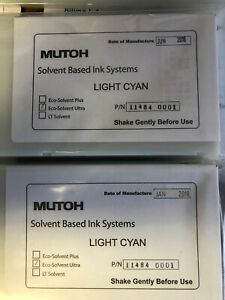 Mutoh Lc Eco solvent Ultra Ink 440ml
