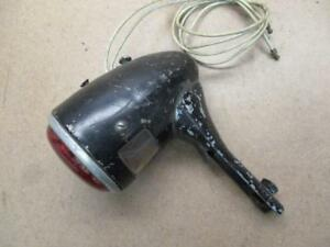 1937 Ford Tail Light Reproduction