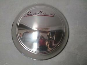 1942 47 Lincoln Continental Spare Tire Hub Cap Hubcap Very Nice