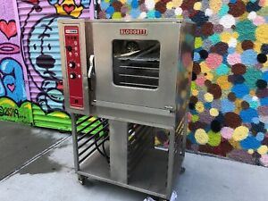 Blodgett Cos 6 aa Combi Oven 208 Volts Single Phase With Rack Used