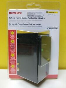 Homeline Hom250pspd Whole Home Surge Protection Device New Sealed Packaging