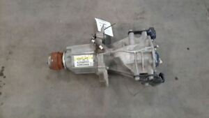16 Ford Explorer 3 5l Non Turbo Rear Differential 14303