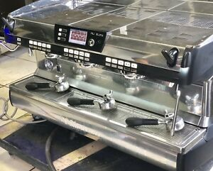 Nuova Simonelli Digit 3 Group Aurelia 2 Automatic Espresso Machine Free Shipping
