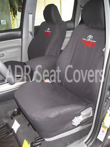 Toyota Tacoma 2005 2019 Custom Fit Seat Covers Front Seats Only