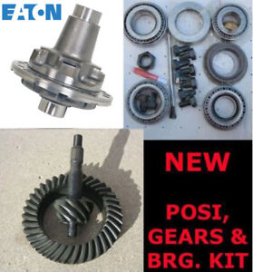 9 Ford True Trac Posi 28 Gear Bearing Kit Package 3 55 Ratio 9 Inch New
