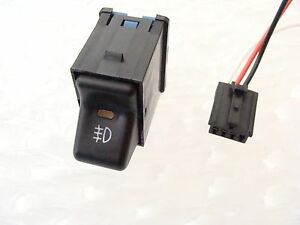 Fits Jeep Tj Wrangler 1997 2006 Offroad Light Switch With Pig Tail Wires