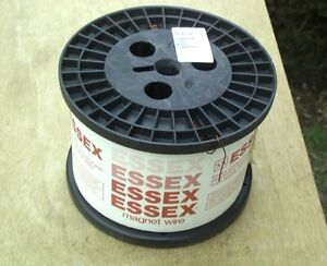 Essex 22 Awg Gauge Copper Magnet Wire Tpl Gp 200 9 Lbs 3 Oz