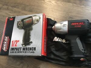 Aircat 1150 Killer Torque 1 2 Inch Impact Wrench Brand New