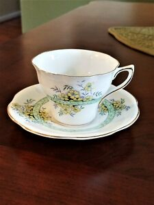 Fine Bone China Tea Cup Set Rosina England Blow Out Price