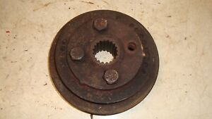 Ford 960 Tractor Power Steering Double Pulley 800 900