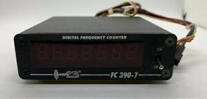 Euro Fc 390 7 Cb Digital Frequency Counter