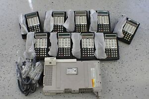 9 18d Avaya Lucent Partner Acs Business Phone System Phones Refurbished
