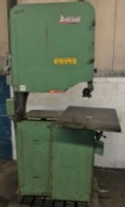 Northfield 32 Vertical Band Saw