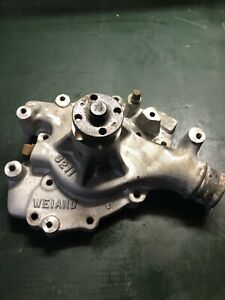 Weiand 8211 Water Pump Ford 429 460