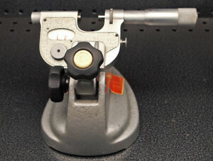 Spi 0001 Indicating Micrometer 0 1 With Stand