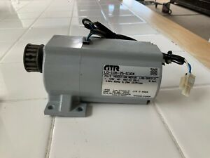 Gtr Reverciable Gear Motor 25 1 Ratio 120v 60hz