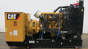 New Caterpillar 400 Kw Diesel Generator Cat C13 Epa Tier 3 Eng Csdg 2402