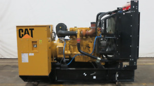 New Caterpillar 250 Kw Diesel Generator Cat C9 Epa Tier 3 Eng Csdg 2397