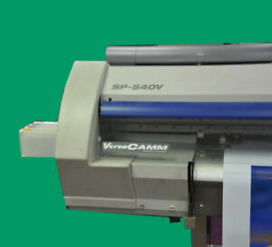 Roland Sp 540v Wide Format Printer And Cutter