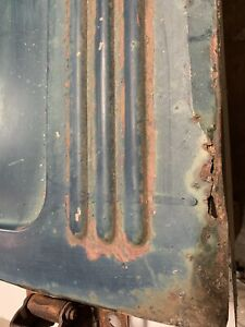 Willys Overland Jeep Station Wagon Truck Driver Side And Passenger Door