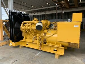 Caterpillar 3412 750kw Diesel Generator Set