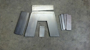 6 Universal Step Notch Kit 2 25 Wide Airride Slammed C notch C Notch