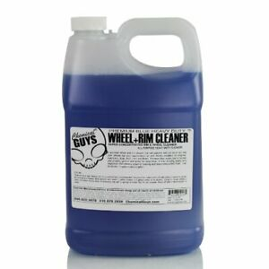 Chemical Guys Cld 107 Premium Blue Wheel And Rim Cleaner And Degreaser