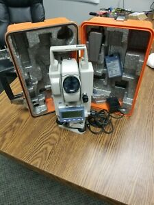 Sokkia Set6f Total Station Surveying Equipment