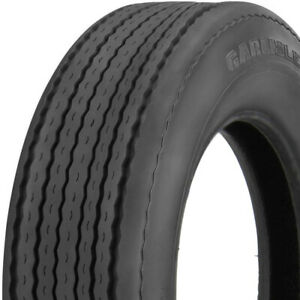 St205 75d15 6 Ply Carlisle Usa Trail Trailer Tires Set Of 2