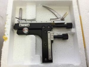 Fisher Scientific Mechanical Stage For Attachable Microscope Mp ms300
