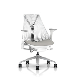 Herman Miller Sayl Task Chair Tilt Limiter Stationary Seat Depth Stationary