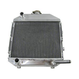 Sba310100211 Radiator With Cap For Ford Compact Tractor 1300 3 Row