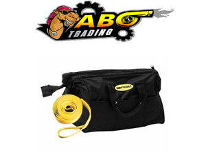 Smittybilt For Tow Strap Kit With Gear Bag 1010