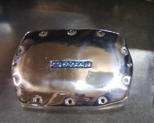 Cragar 671 1471 Blower Supercharger Chrome Rear Cover Extremely Rare