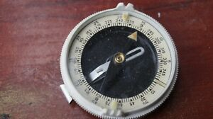 Russian Soviet Ussr Wrist Simple Compass Boy Scout Compass Name 1965