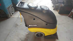 Tornado Marathon 800 Self contained Carpet Extractor With Wand