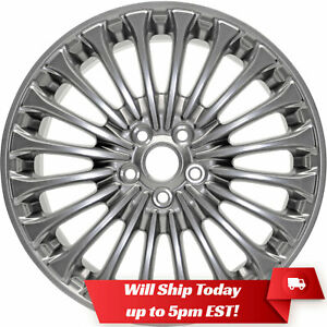New Replacement 18 Alloy Wheel Rim For 2013 2016 Ford Fusion 3961