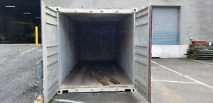 Storage Container Sea Land Freight