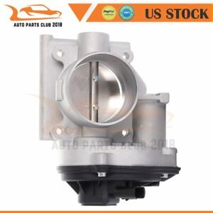 New Throttle Body Assy For 2005 2007 Ford Five Hundred Freestyle 3 0l 337 05481