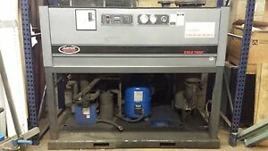 Airtek Ct 1500 1600 Cfm Refrigerated Compressed Air Dryer 7 5hp Compressor