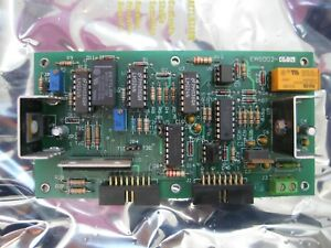 Amtech Atmoscan Boat Speed Control Pcb Eas002 002 Used